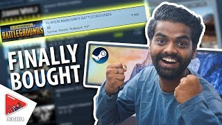 PUBG: My First Ever Paid PC Game - How I bought 💰Hindi
