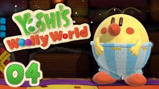 Xilebo macht Chessie wütend! | #04 | Yoshi's Woolly World
