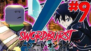 Floor 3 Boss Time, CUZ I'M TOTALLY LEVEL FOR THAT! | Roblox: Swordburst Online - Episode 9