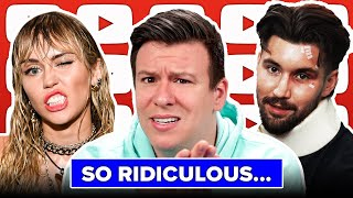 "This Jeff Wittek David Dobrik ""Money Milking"" Scandal is Stupid, Miley Cyrus, Elon Musk, & More News"