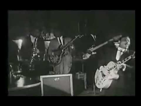 Lowell Fulson 1963 'You're Gonna Miss Me' Live Clip