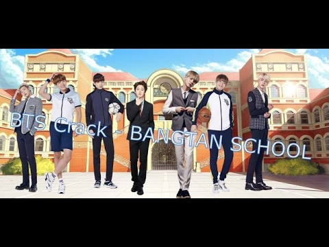 BTS Crack - BANGTAN SCHOOL