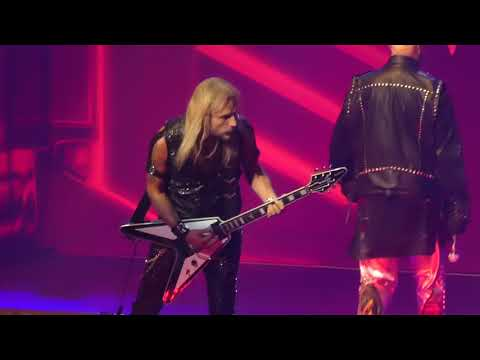 """Breaking the Law"" Judas Priest@The Anthem Washington DC 3/18/18"