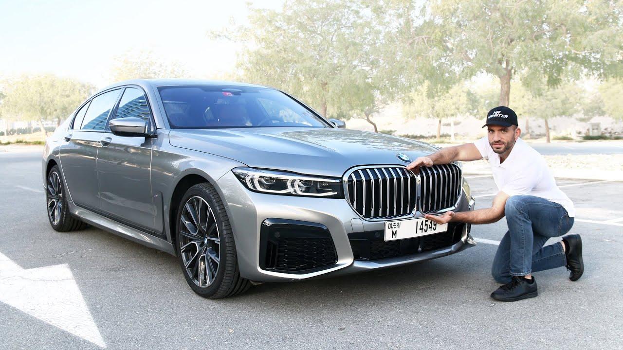 افخم بي ام دبليو بأكبر شبك - الفئة السابعة الجديدة BMW 7 series