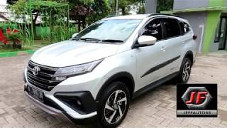 Review New Toyota Rush 2019 Indonesia Automatic TRD Sportivo Silver