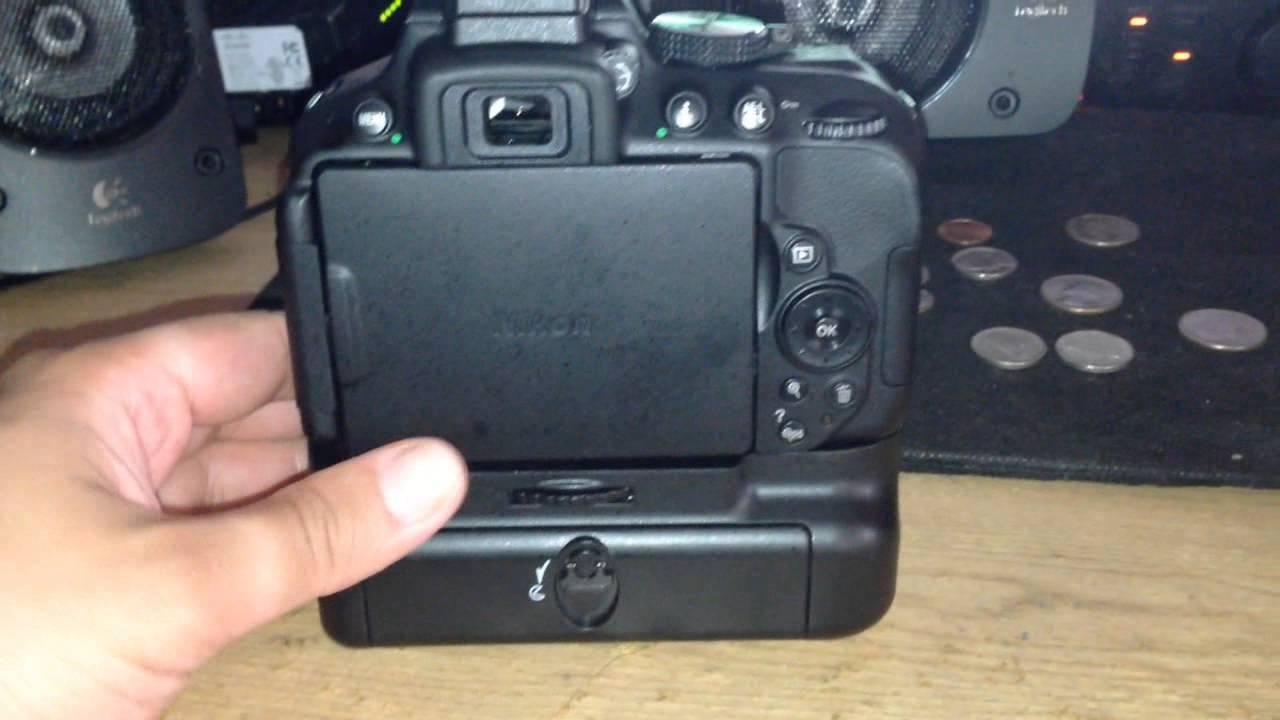 Nikon D3400 Hacks