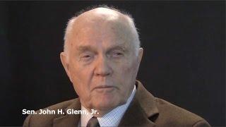 John Glenn tells the story of Friendship 7