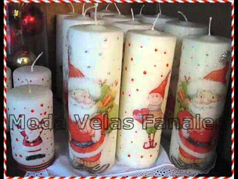 Velas navide as youtube for Velas navidenas