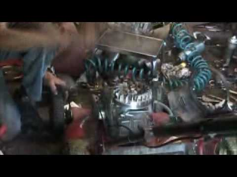 Briggs and Stratton flywheel removal