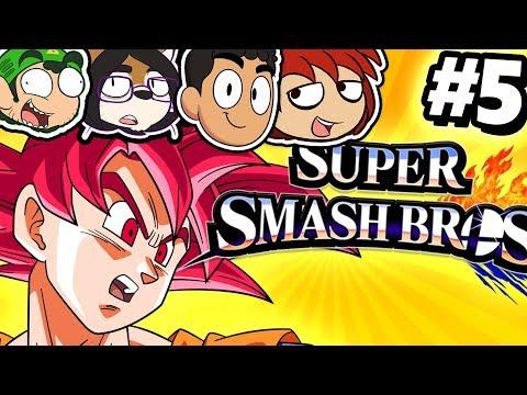 JOGANDO DE TIME! | Smash Bros Infinite ft. Erick, Carl #5