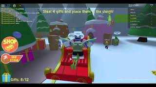 Roblox Grinch Obby! The Grinch who stole christmas