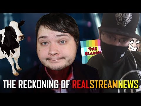 The Reckoning Of REALstream News (The Blargh, Sam, & Lolcow Drama)