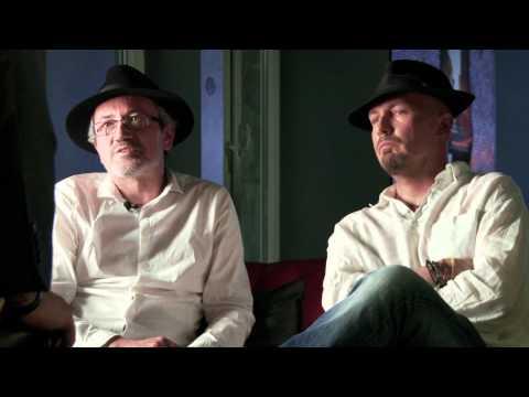Męskie Granie 2011 - wywiad z zespołem Kroke część I.