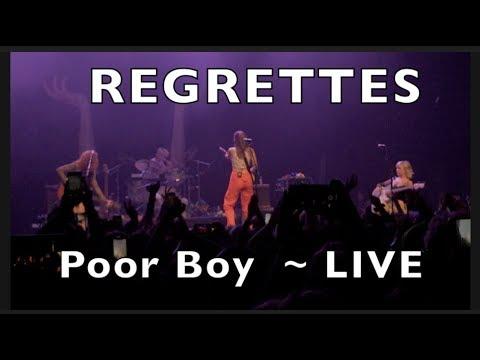 POOR BOY Regrettes Encore