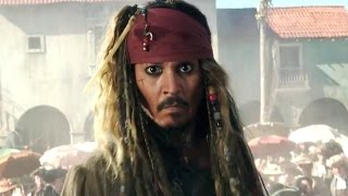 Piratas do Caribe 5 - A Vingança de Salazar - Trailer #2 HD Legendado