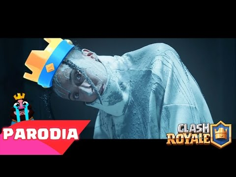 NINNA NANNA (Parodia Ninna Nanna - Ghali) Clash Royale Song