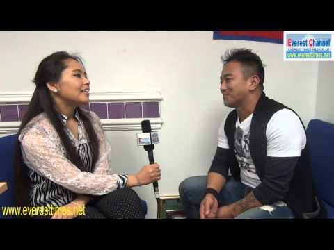 Ramji Khand in Everest Channel with Nabina Grg - फुल  फुलेर पहेलै भयो