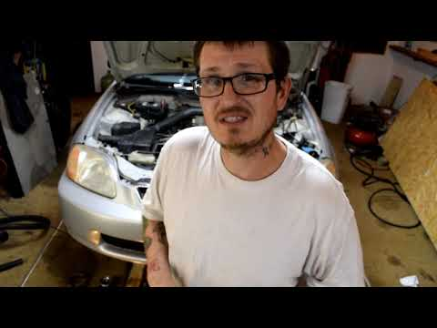 Full Download] 2002 Honda Civic Lx Knock Sensor Location