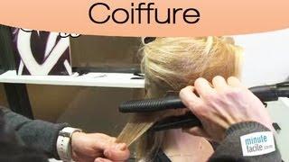 comment réaliser coiffure wavy