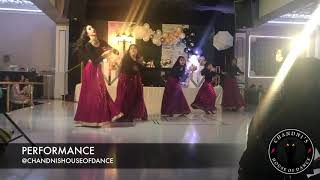 Sweet 16 Birthday Performance | Bollywood Dance Mashup | Punjabi Dance |