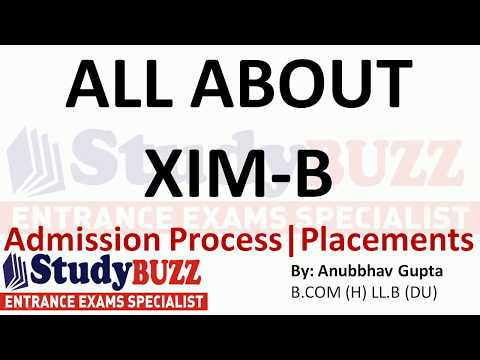All about Xavier Institute of Management (XIMB)- Admission process- Fees structure- Cut Offs