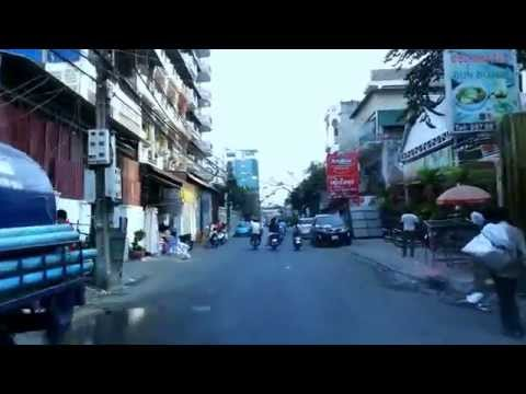 Touring Around Phnom Penh Streets March 2015 | Cambodia Today
