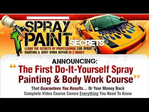 Car spray painting secret best spray paint for cars youtube car spray painting secret best spray paint for cars solutioingenieria Choice Image