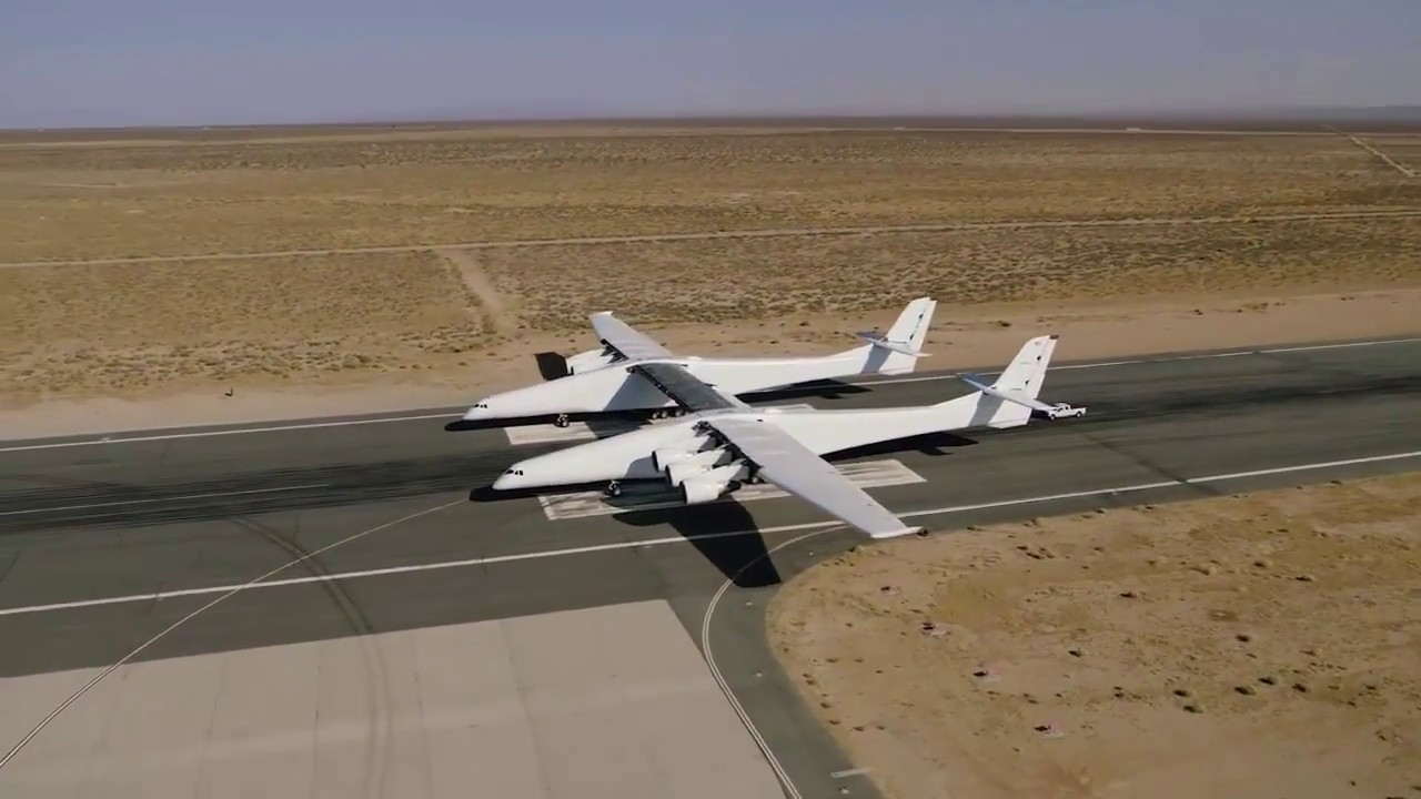 StratoLaunch: WOW! - Page 3 - Science Discussion & News - Neowin