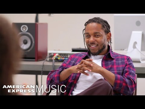 Kendrick Lamar And Shantell Martin: Music Meets Art | American Express Music