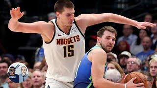 Luka Doncic vs. Nikola Jokic lived up to the hype | Jalen & Jacoby