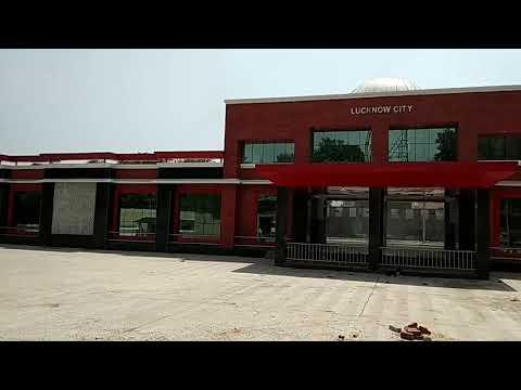 Lucknow City Station track work still incomplete -लखनऊ सिटी स्टेशन पर अधूरा ट्रैक वर्क