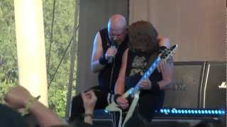 Unisonic - March Of Time LIVE HD (Rock Hard Festival 2012)