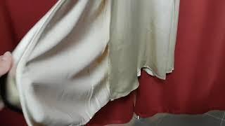 Платье с красной ковровой дорожки Как сшито платье BCBG Max Azria