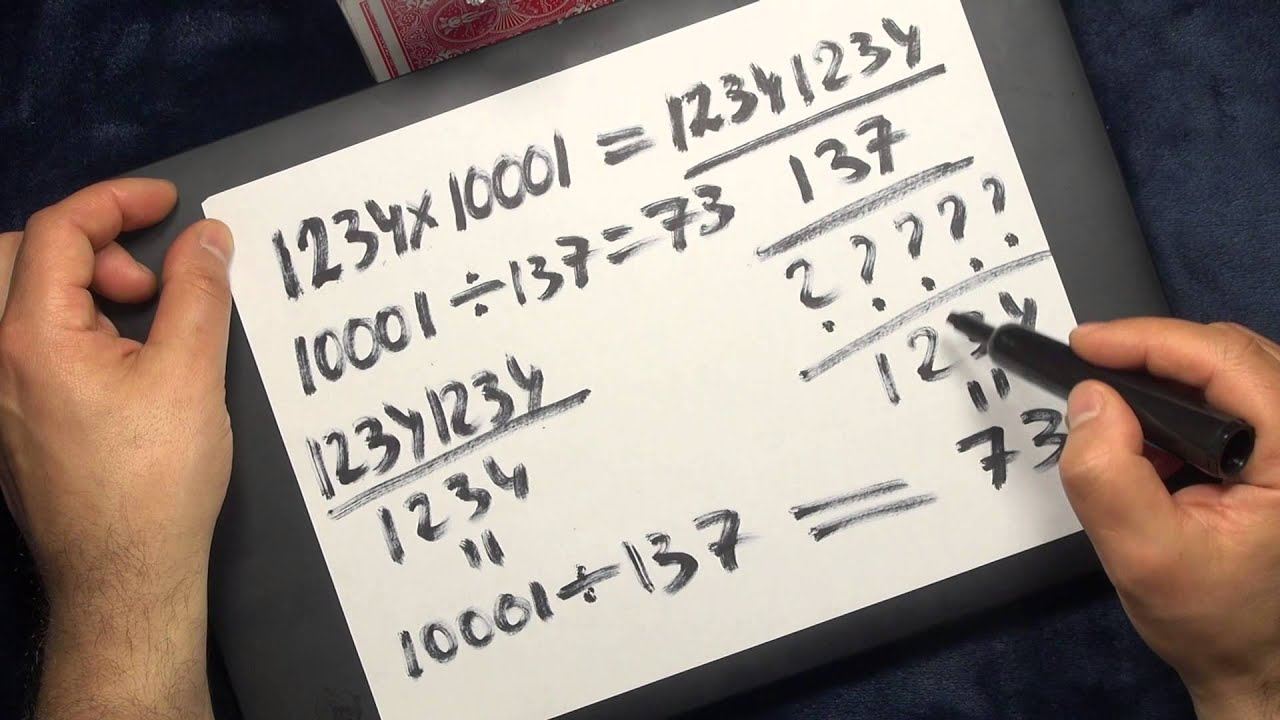 How to trick your math teacher 6 tutorial math tricks revealed