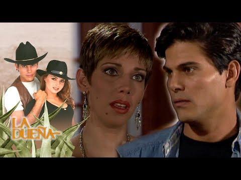 La Dueña capítulo 33: Laura le declara su amor total a José María | Tlnovelas thumbnail