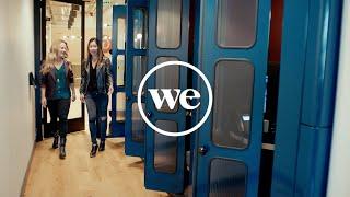 Pinterest at WeWork | Member Stories | WeWork