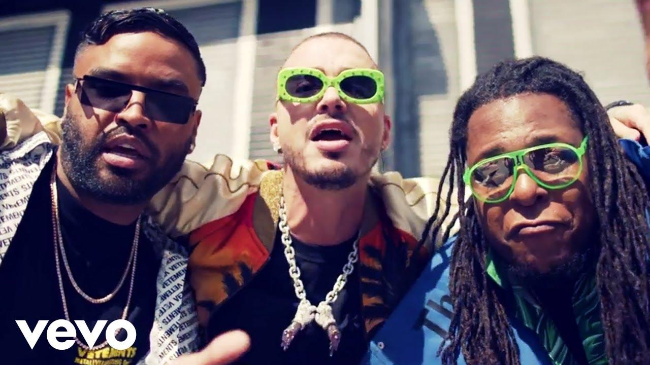 J. Balvin, Zion & Lennox - No Es Justo (Official Music Video) #1
