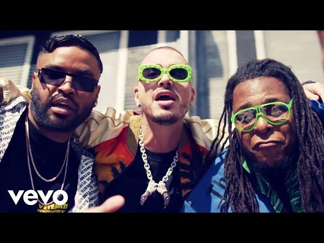 J. Balvin, Zion & Lennox - No Es Justo (Official Music Video)