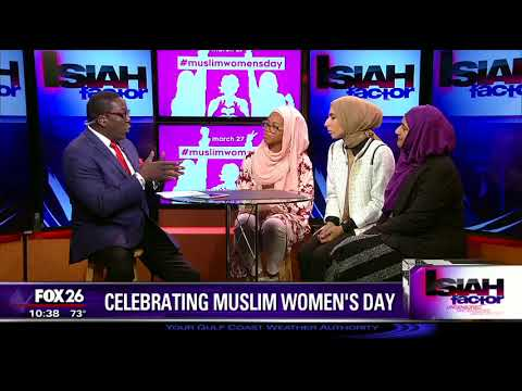 Video: CAIR-Houston Rep Discusses Muslim Women's Day