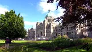 Victoria British Columbia Tour 2014 - YouTube