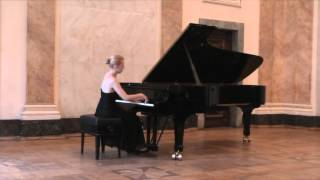 Sonetto del Petrarca no 123 - F. Liszt, Alicja Oktabska