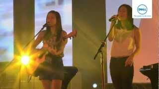 Gambar cover Jayesslee - Dare You To Move @ Dell-Intel Youth Concert