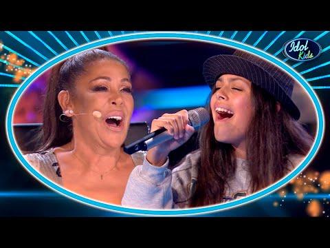 Con Solo 12 Años, ELIANA BERMÚDEZ Canta Al DESAMOR | Los Castings 2 | Idol Kids 2020