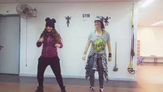 Zumba® fitness class with Dorit Shekef - Rockabye Baby by Sean Paul & Anne-Marie