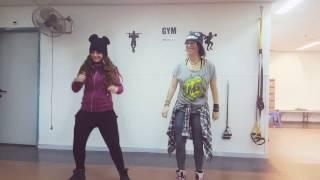 Zumba® fitness class with Dorit Shekef - Rockabye Baby by Sean Paul & Anne-Marie