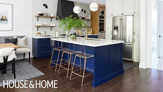 Main Floor Makeover: A Young Family's Light & Lively Home