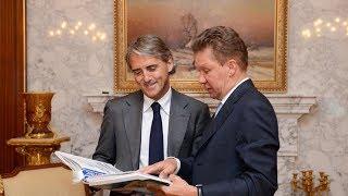 Роберто Манчини стал главным тренером «Зенита»