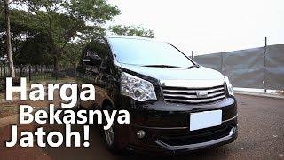 Senyaman Voxy, Semurah Avanza : Toyota Nav1 2013
