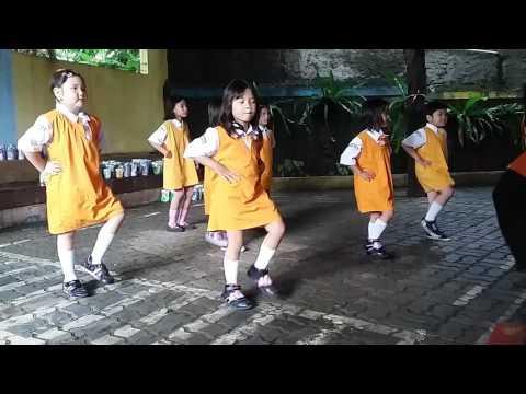 Latihan Senam TK terbaru 2017
