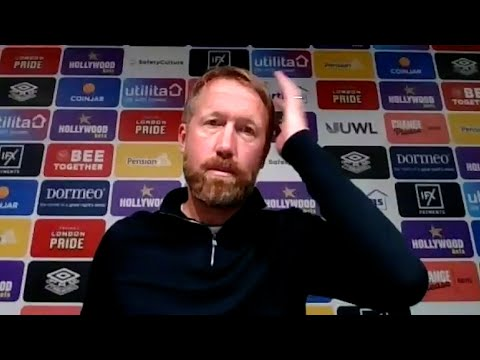 Graham Potter - Brentford 0-1 Brighton - Post-Match Press Conference